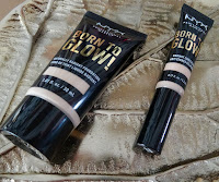review NYX Born to Glow Naturally Radiant Foundation