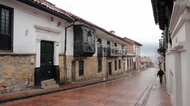 La Candelaria Bogotá, Colombia