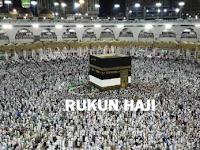 7 Rukun Haji: Niat, Wukuf, Thawaf, Sa'i, Tahallul, Tertib, Berdoa Sunguh-Sungguh