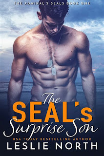 The SEAL's surprise son | The Admiral's SEALs #1 | Leslie North