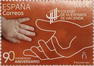 90 ANIVERSARIO COLEGIO HUÉRFANOS DE HACIENDA