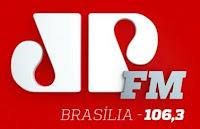 Rádio Jovem Pan FM 106,3 de Brasília DF