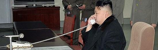 Coréia do Norte - Ligações Internacionais