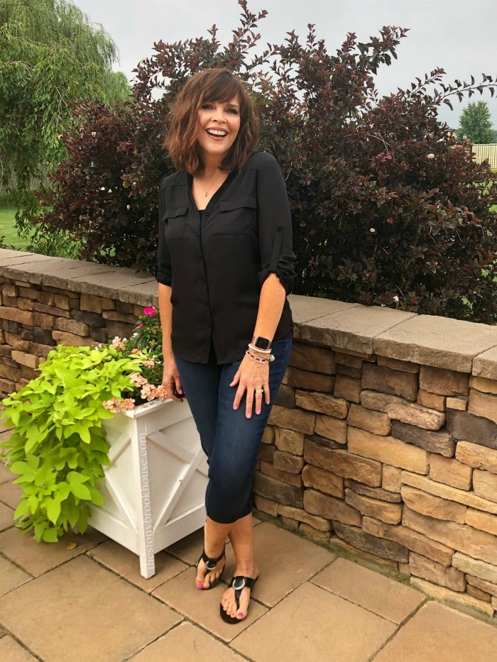 Sunday Style Over 50 - Walking Out Your Faith