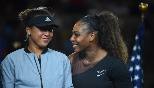 """""""Naomi Osaka still 'intimidated' by Serena Williams, but admits 'if Serena wasn't there, then I wouldn't be here'"""""""