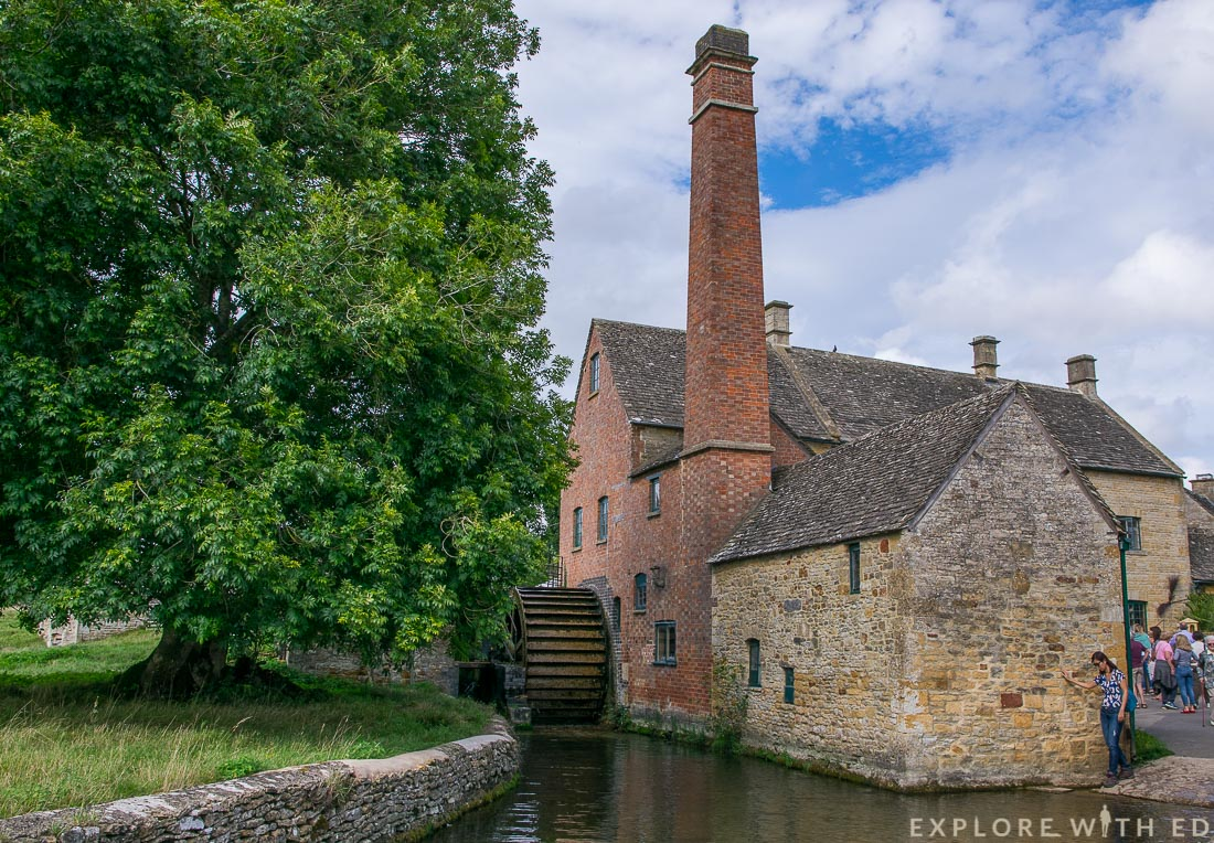 The Old Mill Museum, Lower Slaughter Mill