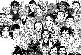 kimetsu no yaiba chapter 205