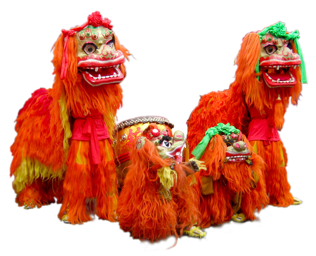 b934f0fcd Chinese Lion Dance has two styles : The Northern Lion and the Southern Lion.
