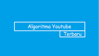 algoritma youtube