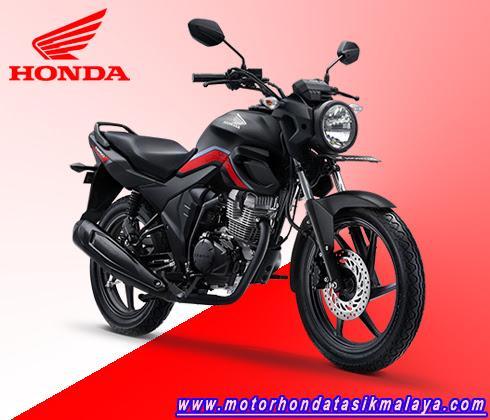 Brosur Motor Honda CB Verza Tasikmalaya