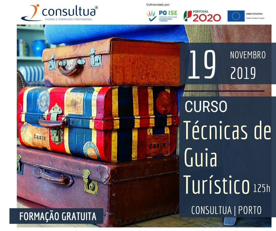 PORTO – Curso gratuito de Técnicas de Guia Turístico