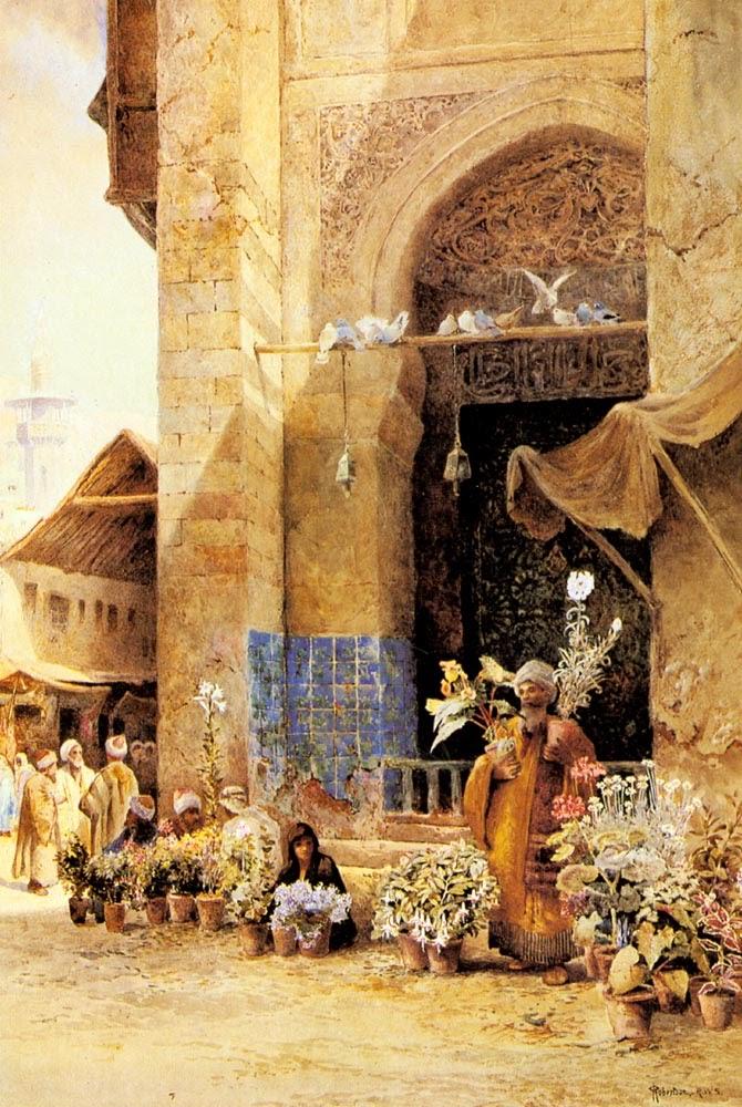 Victorian British Painting Charles Robertson