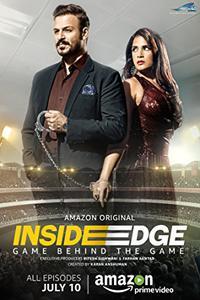 Inside Edge (Season 1 Episode 1-10) [Hindi] 720p Download