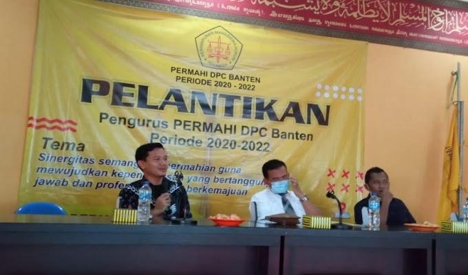 Ombudsman Banten Lakukan Paparan di Seminar Hukum Permahi Banten