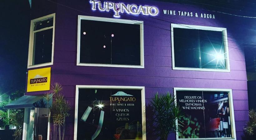Tupungato Wine Bar&Adega é a nova parceira do Blue Tree Valinhos