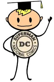 The dumb-as-fuck-looking Johnny DC mascot from the 1960s. Did DC *ever* know how to market itself?