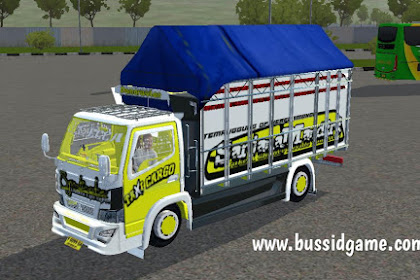 Mod Truck Canter Avante Mbois By Andry Azhari