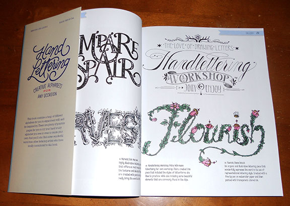 Hand Lettering Creative Alphabets For Any Occasion By Thy Doan Graves Published Quarto