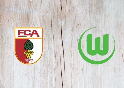 Augsburg vs Wolfsburg -Highlights 16 May 2020