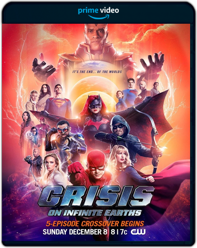 The Flash S06E09 - Crisis On Infinite Earths: Part 3 (2019-2020)