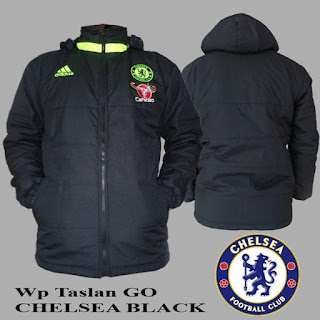 Jaket waterproof Chelsea