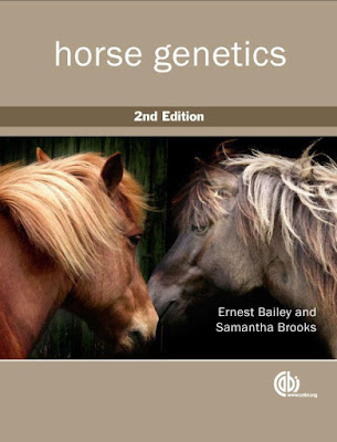 Horse Genetics 2nd Edition by Bailey & Brooks