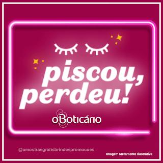 Promoção O Boticário Piscou Perdeu Produtos com Até 70% de Desconto