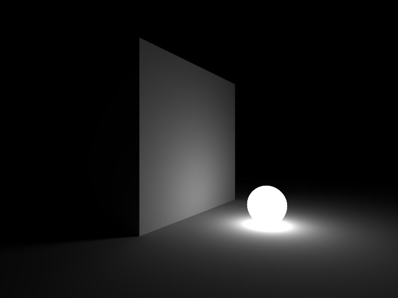 sphere light vray sketchup