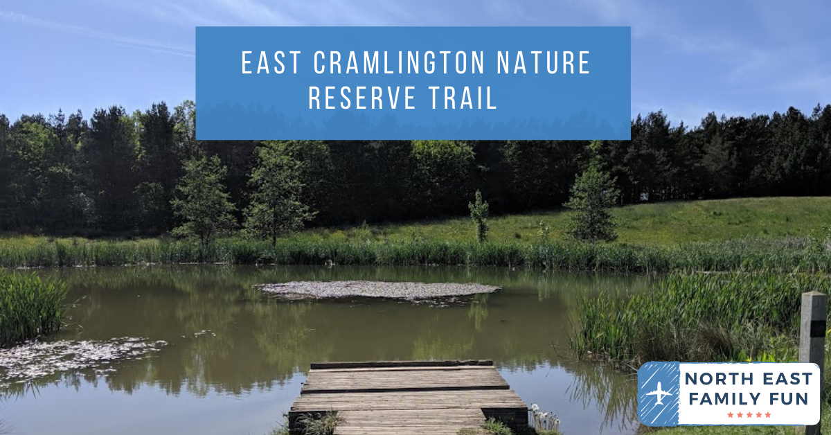 East Cramlington Nature Reserve Trail