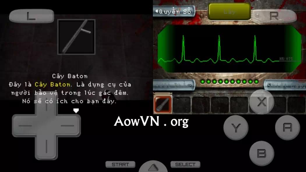 AowVN.org minz%2B%25282%2529 - [ HOT ] Dementium - The Ward & II Việt Hoá | Game NDS cho Android & PC IOS - Kinh dị , giải đố