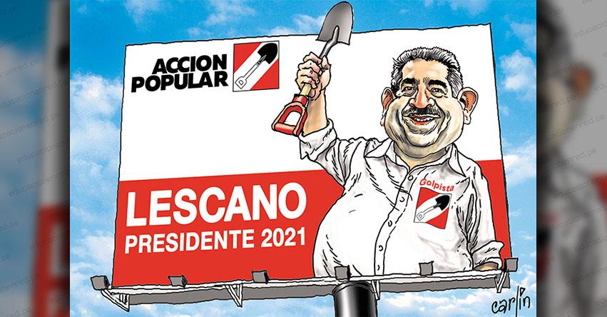Carlincaturas Martes 2 Marzo 2021 - La República