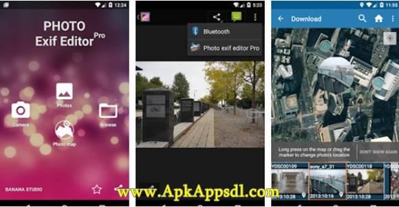 Photo Exif Editor Pro Apk v1.5.1 Latest Version Gratis 2016 Free Download