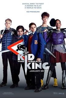 مشاهدة فيلم The Kid Who Would Be King 2019 1080p HD مترجم مباشرة اون لاين مترجم