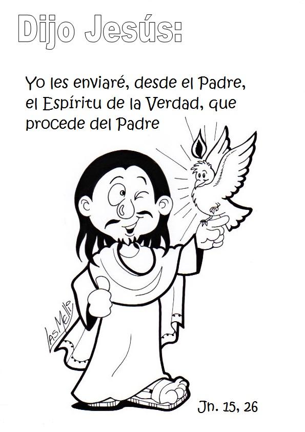 Blog Católico Gotitas Espirituales ®: LOS DONES DEL ESPÍRITU SANTO ...