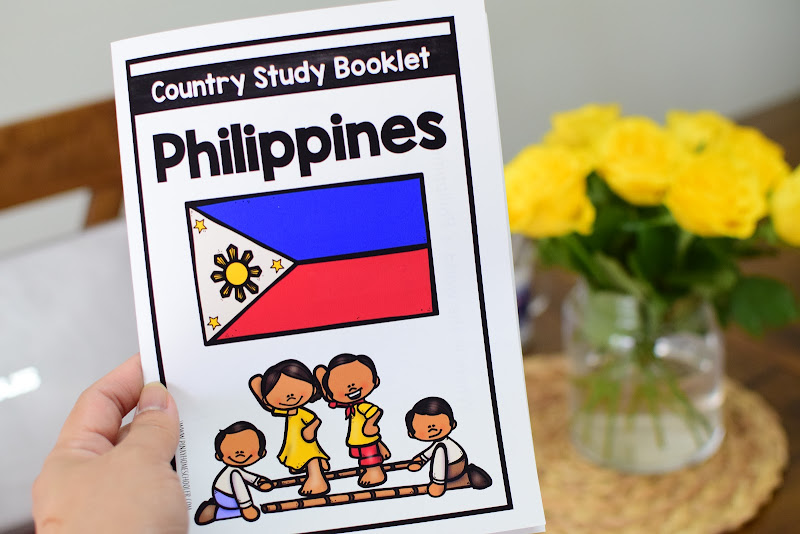 Country Study: Learning About the Philippines