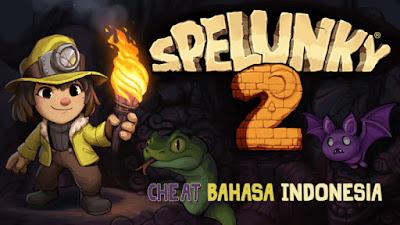 Trainer Game Spelunky 2 PC Terbaru