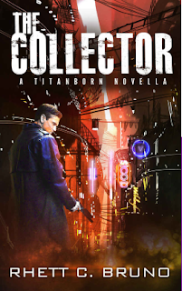 The Collector, Rhett C. Bruno, Currently Reading