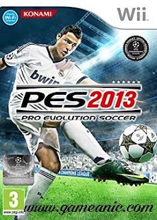 Pro Evolution Soccer 2013 Game