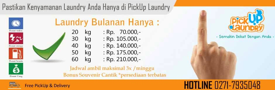Laundry Di Solo Ya Pickup Laundry Halo Pelanggan Nikmati Beragam Keuntungan Menjadi Member Pickup Laundry