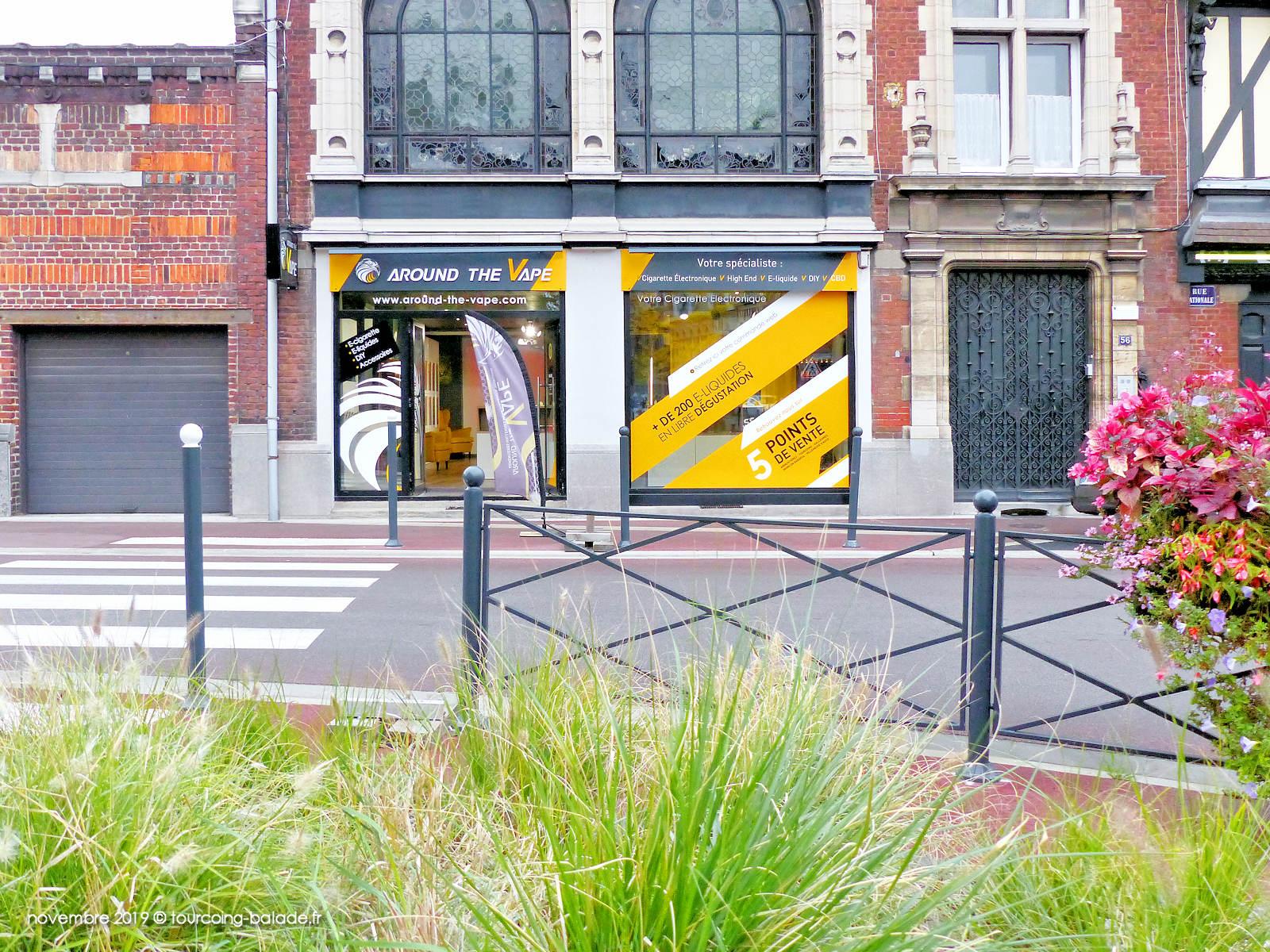 Vapotage Around The Vape - Tourcoing, 2019
