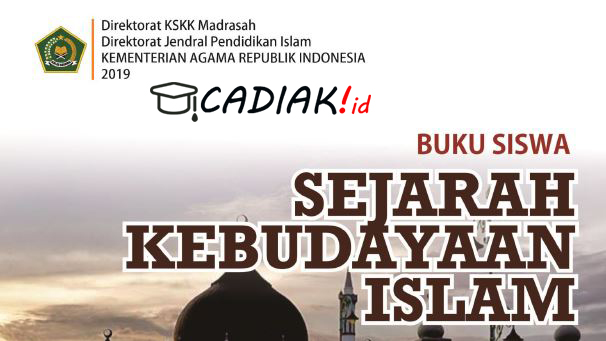 Buku SKI (Sejarah Kebudayaan Islam) Kelas 8 MTs Kurikulum 2013 Revisi 2019 PDF