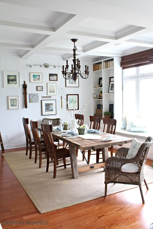 dining rooms to love my paradissi. Black Bedroom Furniture Sets. Home Design Ideas