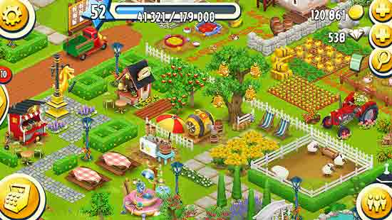 Free download Golden Farm APK for Android