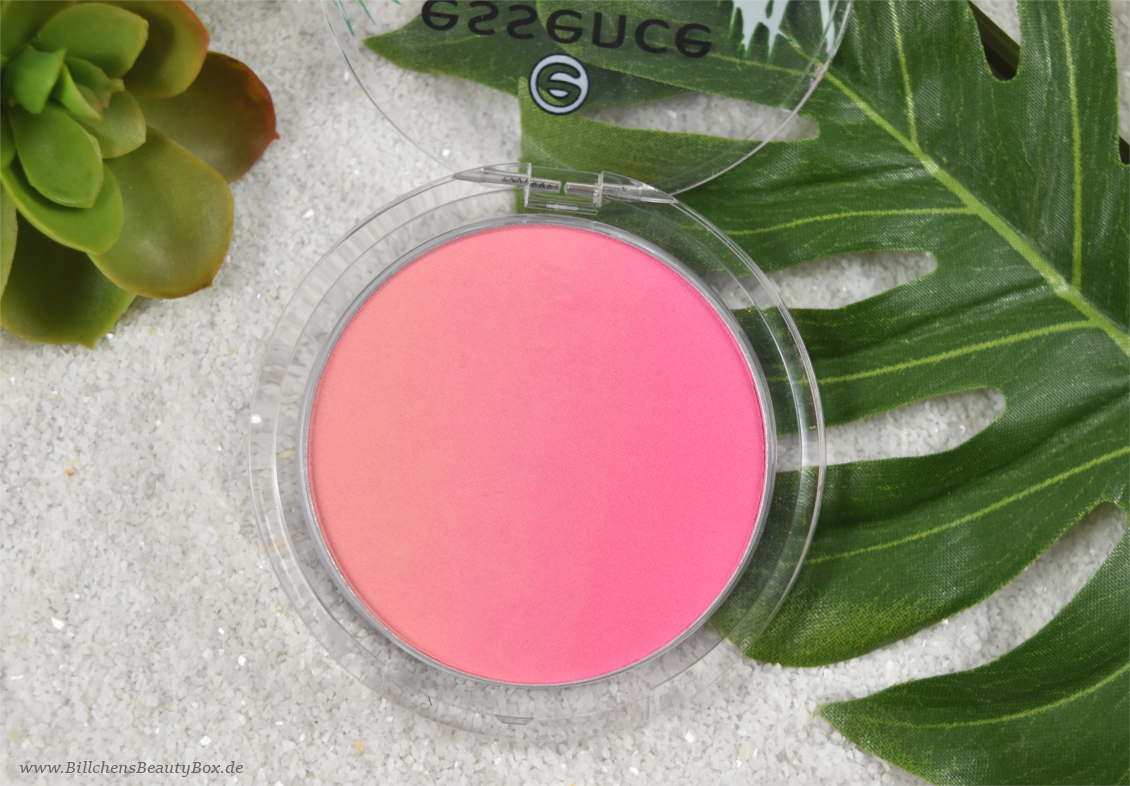 essence - exit to explore Limited Edition - Blush