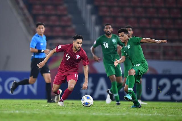 نتيجة مباراة السعودية وسوريا الشوط الأول اليوم الأربعاء 15 01 2020