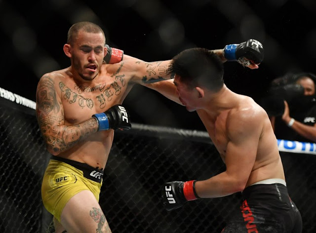 Marlon Vera defends Song Yadong UFC on ESPN 8