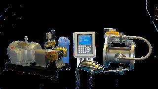 Refractometer Optical Sensor Cleaning System