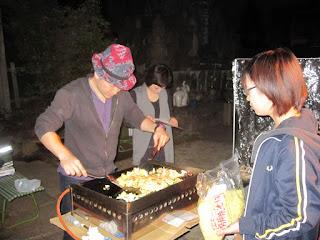 Yoshito and Tomoko preparing something great :D !!!