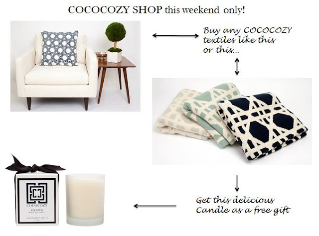 COCOCOZY Shop promotion