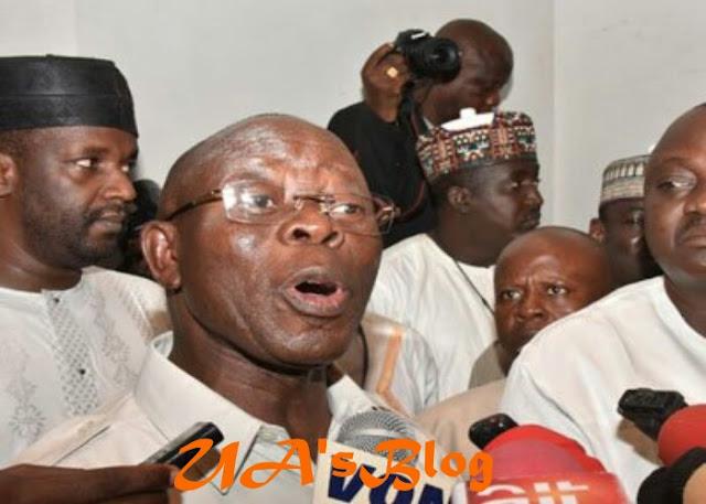 Oshiomhole Behaves Like Primary School Head-Boy - Senator Fadahunsi